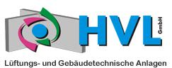 Logo: HVL Lüftungs- und Gebäudetechnische Anlagen GmbH