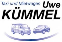 Logo: Taxi und Mietwagen Uwe Kümmel