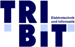 Logo: TRIBIT Elektrotechnik und Informatik GmbH