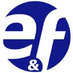 Logo: E&F Metall- und Rohrleitungsbau GmbH