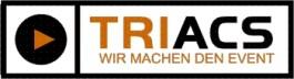 Logo: TRIACS GmbH Veranstaltungstechnik