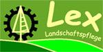 Logo: Lex Landschaftspflege