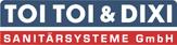 Logo: TOI TOI & DIXI Sanitärsysteme GmbH