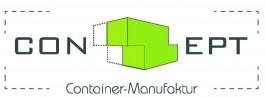 Logo: conZept Container-Manufaktur GmbH