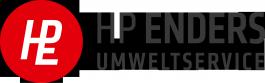 Logo: HP Enders Umweltservice