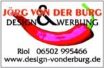 Logo: Design und Werbung von der Burg