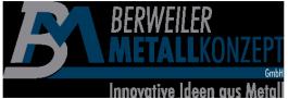 Logo: Berweiler Metallkonzept GmbH
