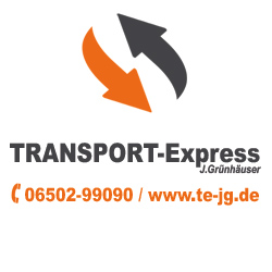 Logo: Transport Express J. Grünhäuser