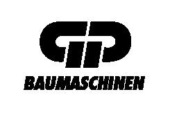 Logo: GP Baumaschinen GmbH