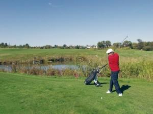 Golf spielen in der Region Trier