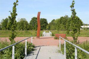 Skulptur im Industriepark Region Trier