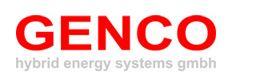 Logo: GENCO Hybrid Energy Systems GmbH