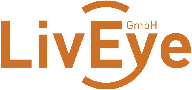 Logo: LivEye GmbH