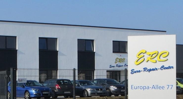 Firmengebäude: Euro-Repair-Center