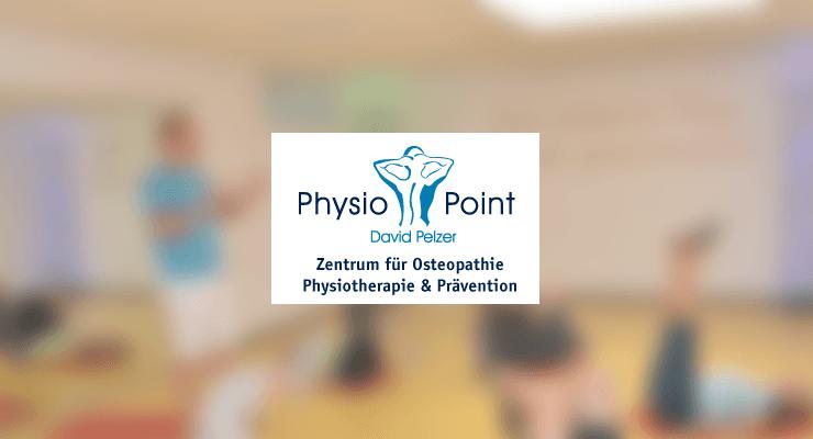 Logo: PhysioPoint David Pelzer
