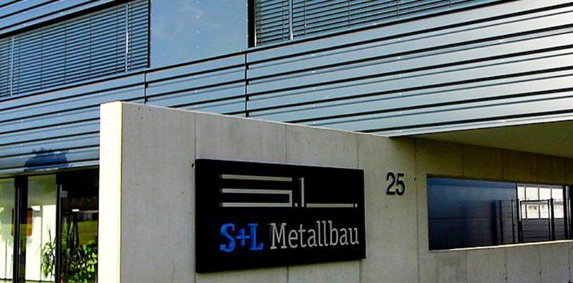Firmengebäude: S+L Metallbau
