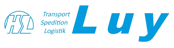 Logo: LL Luy Logistik GmbH